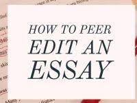 how to create a strong essay outline grammar girl how to peer edit an essay