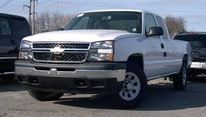 File:2006 Chevrolet Silverado Extended Cab.jpg - Wikimedia Commons