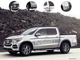 2020 Mercedes-Benz Pickup Truck: EXCLUSIVE! Review - Top Speed