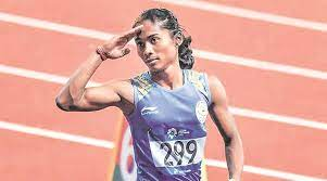 Star sprinter hima das, who is currently looking to qualify for the tokyo olympics, has been appointed as a deputy superintendent of police by the assam government.hima thanked assam chief minister and former union sports minister sarbananda sonowal for the job, saying it will motivate her. Assam Govt Appoints Hima Das As Dsp Athlete Says It Will Motivate Her Sports News The Indian Express