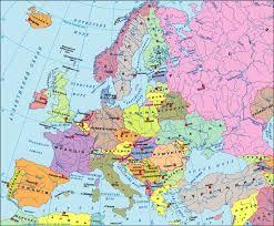 ресурсный потенциал Западной Европы Природно ресурсный потенциал Западной Европы
