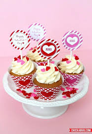 Free Printable Cupcake Template Happy Birthday Cupcake Toppers Free