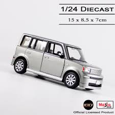 Maisto 1:24 Diecast Scion xB car model alloy cars/ Collectible ...