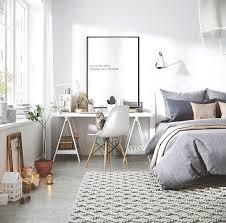 simple home office ideas magnificent. Interior, Inspiratieboost Een Fijne Home Office In De Slaapkamer Behance Simpleminimalist Bedroom Combo Ideas Magnificent Simple