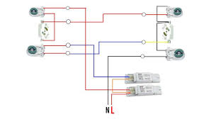 wiring multiple fluorescent lights together data wiring \u2022 wiring diagram emergency fluorescent lights at Wiring Diagram For Fluorescent Lights