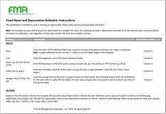 Fixed Asset Depreciation Schedule Fixed Asset And Depreciation Schedule Xlsx