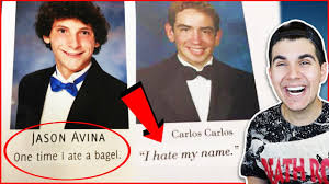 Christian Yearbook Quotes Best of Funniest Senior Yearbook Quotes YouTube