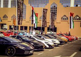 one of deals on wheels showrooms dubai united arab emirates