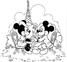 Coloriage Disney Land Imprimer Sur Coloriages Info