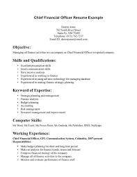 Cfo Resume Template Finance Officer Resume Template Cfo Resume Template Resume Sample 19