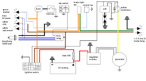 simple wiring diagram yamaha xt500 forum post by aero on jun 11 2008 at 2 52am