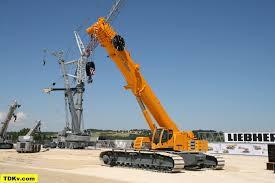 Liebherr Ltr 1220 Telescopic Crawler Crane Equipment Handbooks
