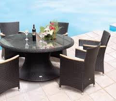 60 inch round patio table sets 60 inch round dining table