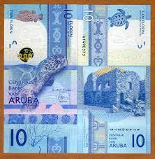 Florin) ya da tam ismiyle aruba florini (felemenkçe: Aruba 10 Florin 2019 P New Unc Complete Redesign Vertical 3 D Strip Ebay