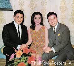 สุทิศา พัฒนุช จากรองนางสาวไทยปี 2508... - Thai Movie Posters