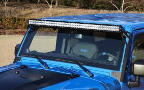Jeep Tj 50 Light Bar Mount