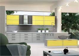 Modern Yellow And Grey Kitchen Ideas Grey Yellow Kitchen Modern Kitchen Design Modern Yellow Kitchen Design