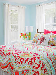 bedrooms decorating ideas. Real-Life Colorful Bedrooms Decorating Ideas