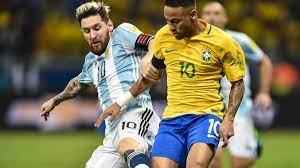 Stellar Brazil vs Argentina final for ...