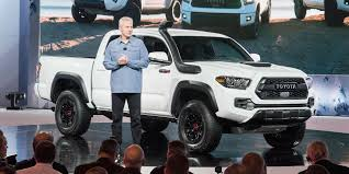 2018 - Toyota - Tacoma - Vehicles on Display | Chicago Auto Show