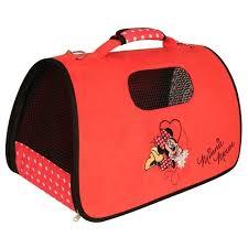 Стоит ли покупать <b>Сумка</b>-переноска для собак Triol <b>Disney Minnie</b> ...