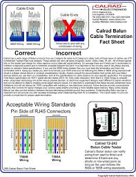how to make straight through cable rj45 cat 5 5e 6 wiring inside e cat 5 wiring diagram pdf at Cat5e Straight Through Wiring Diagram