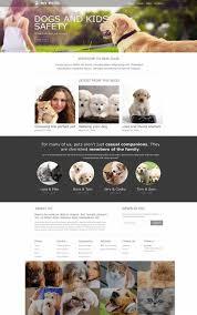 Vet Website Templates Plus Beautiful Pet Shop Muse Template