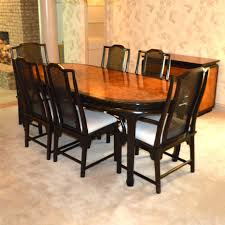 decoration ideas exciting century furniture asian inspired dining table and six century with regard to