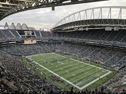 Centurylink Field Seating Chart Row Numbers Centurylink Field Section 300 Seattle Seahawks