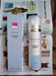 Отзыв о <b>Очищающие сливки</b> Beauty Style <b>Cleansing</b> universal для ...
