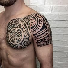Tatuaggio In Stile Marchesano By Raniero Patutiki Polynesian