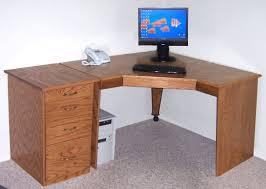 corner desk plans.  Corner A Photo Of A Hand Built Corner Desk Bobu0027s Plans Inside Corner Desk