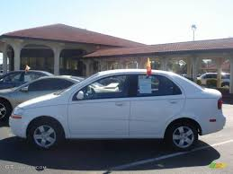 All Chevy chevy aveo 2006 : 2006 Summit White Chevrolet Aveo LS Sedan #3578066 | GTCarLot.com ...