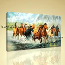 horse canvas hobby lobby artwork painting