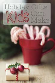 10 DIY Holiday Ornaments Kids Can Help You Make  ParentingHomemade Christmas Gifts That Kids Can Make
