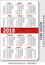 2018 nisan 14.  nisan turkish pocket calendar for 2018 standard size iso 7810 id1 vector  template for 2018 nisan 14