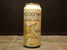 Rockstar Roasted Coffee Energy Light Vanilla Rockstar Roasted Light Vanilla Bretts Energy Drinks