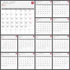 blank calendar 2015 calendar 2015 vector design template simple blank calendar