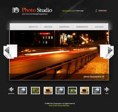 Photography Websites Templates