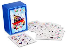 Sprachkarten Starter Bingo Box Sprachförderung Englisch Vokabeln