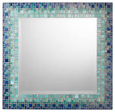 Bathroom Mirror Mosaic Home Design