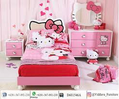 hello kitty furniture. Model Tempat Tidur Anak Hello Kitty Furniture O