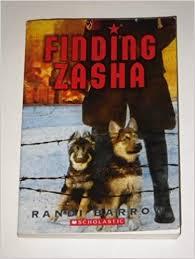 finding zasha saving zasha 2 book set randi barrow 9780545729734 amazon books