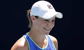 Who are the parents and siblings of ashleigh barty? Tennis Star Ashleigh Barty Named 2020 Young Australian Of The Year Ashleigh Barty The Guardian