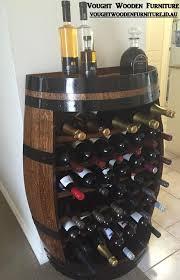 wine bottle storage furniture. Wine Barrel Rack Furniture. Half (stained \\u0026 Varnished) Bottle Storage Furniture O
