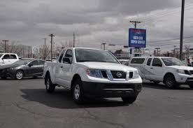 Pre-Owned 2018 Nissan Frontier S Pickup Truck in Albuquerque ...