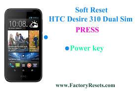 How To Hard Reset HTC Desire 310 Dual Sim