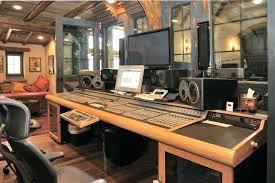 audio mixing console furniture recording studio gallery custom desks by sound