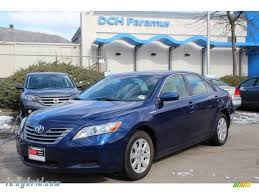 2007 Toyota Camry Hybrid in Blue Ribbon Metallic - 005920 ...