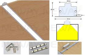 24w 36w 48w 60w linear recessed led ceiling light strip fixtures led linear recessed luminaires office lighting modern led recessed linear light fixture
